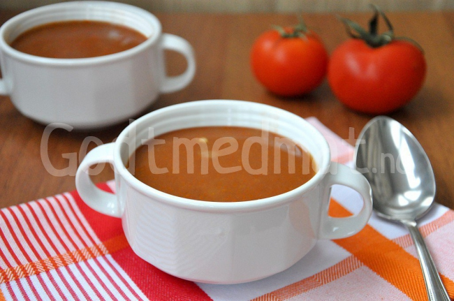 Meksikansk suppe Chili con Carne